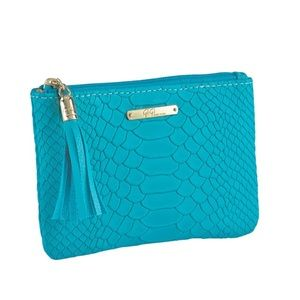 Gigi New York Zip Pouch